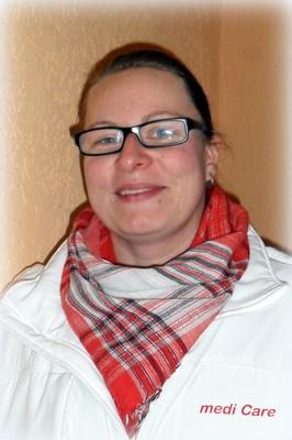 Diana Richwien, Außendienst