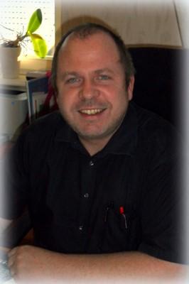 Roberto Seybusch, Assistent der Geschäftsführung