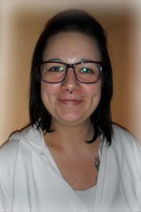 Nadine Micka, Pflegekraft