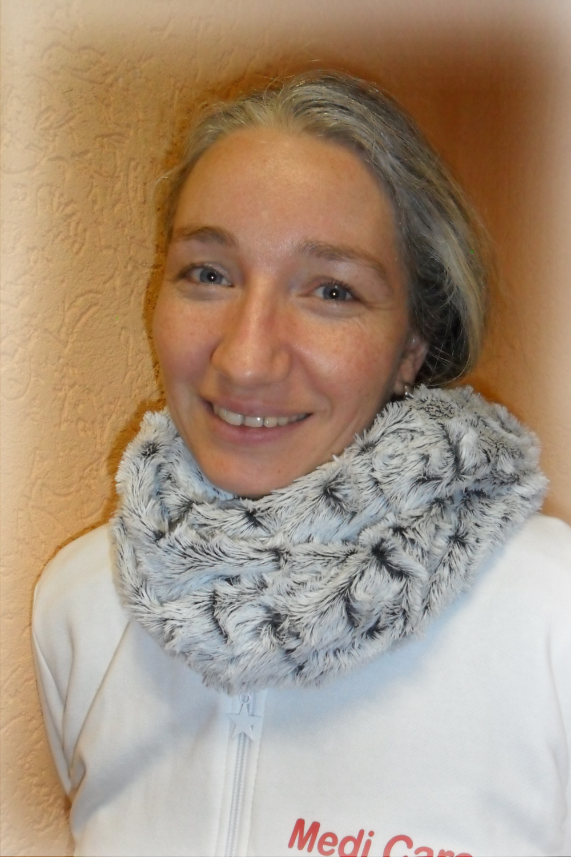 Sabrina Krumbein, Pflegekraft