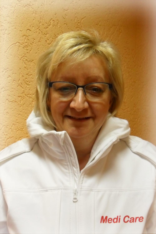 Monika Kaiser, Pflegekraft