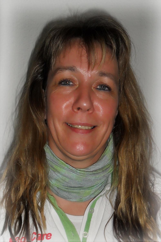 Simone Meister, Pflegekraft