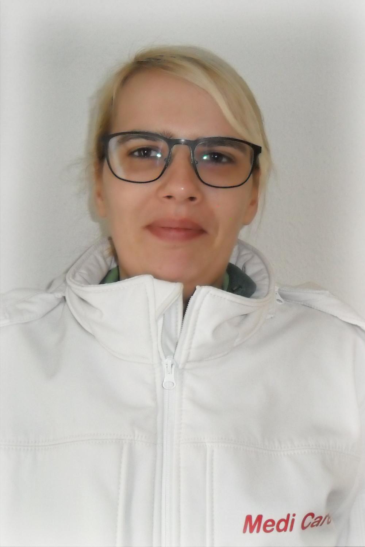 Jessica Rosenhan, Hauswirtschaftskraft